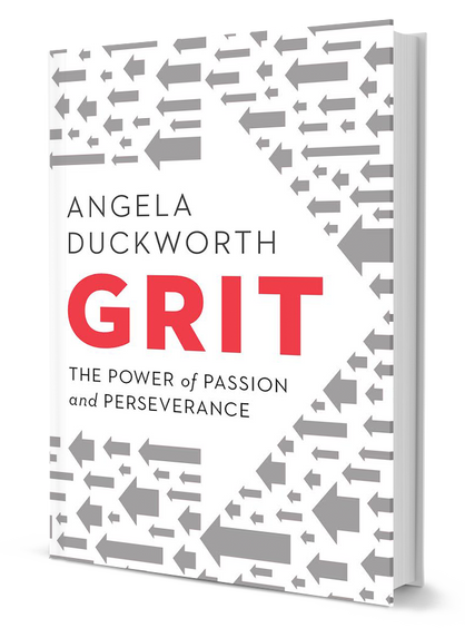 GRIT: The Power and Passion of Perseverance, A Book Summary