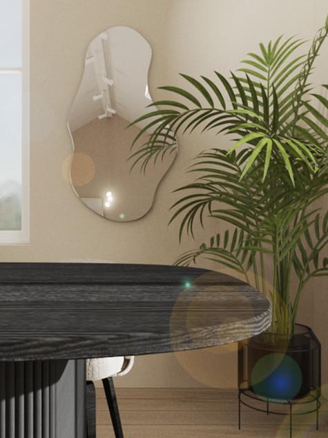 Falke Wohnung Privat Malluvia Innenarchitektur München Marcella Breugl Innenarchitektin Wohnen Wohnbereich Wohnzimmer Esszimmer Essbereich