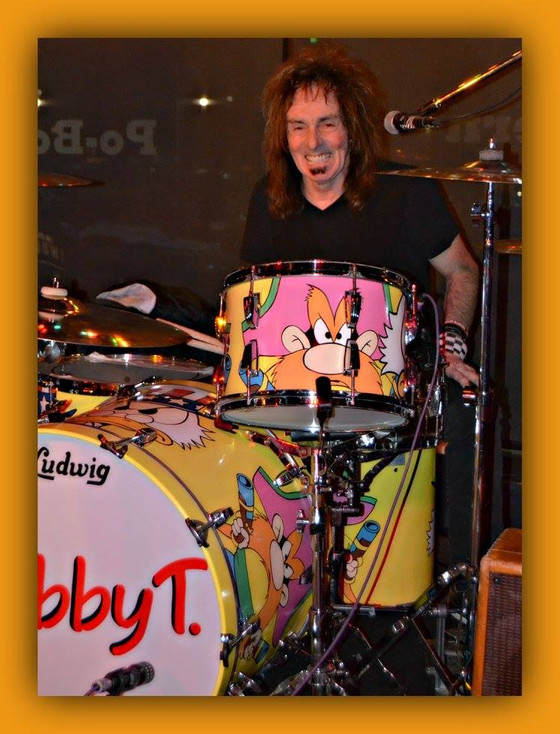 Bobby T Torello / Classic Drummer Hall of Fame