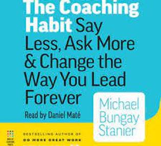 The coaching habit.jfif
