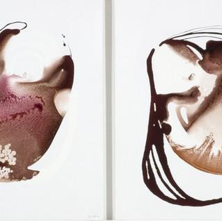 Looks like chocolate
