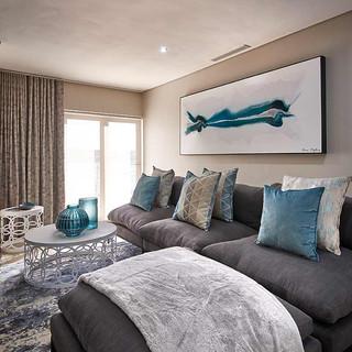 teal lounge