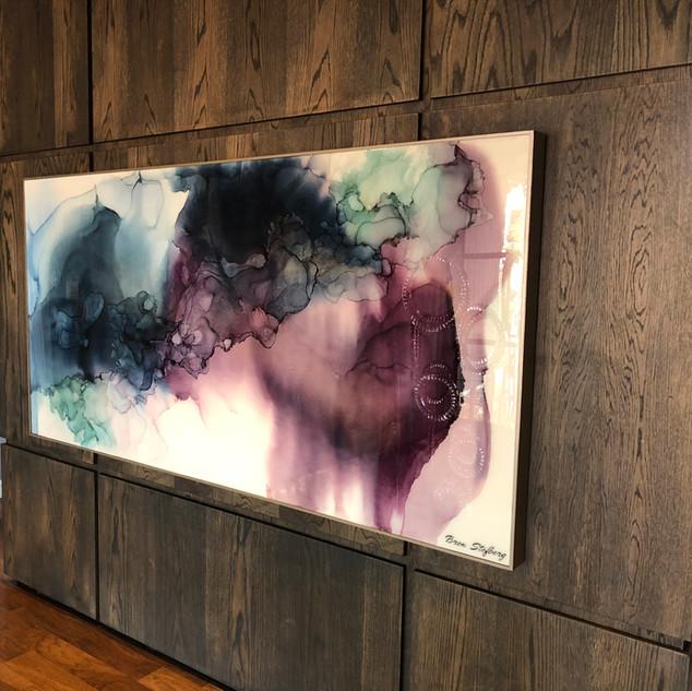 central artwork