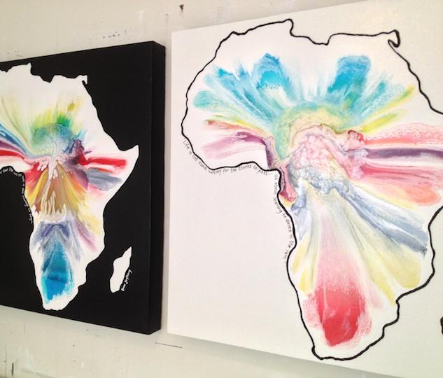Africa new set