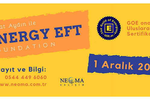 Energy EFT Foundation Kursu