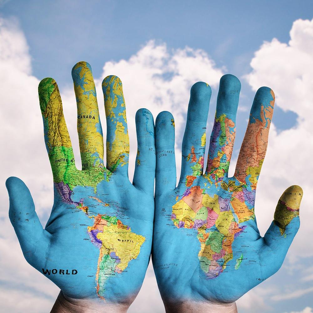 World, Ethnic & Travel