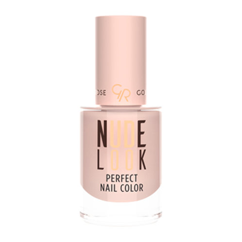 Nude look nail