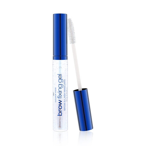 GOLDEN ROSE BROW FIXING GELBROW LASH MASCARA STYLE & DEFINE CLEAR