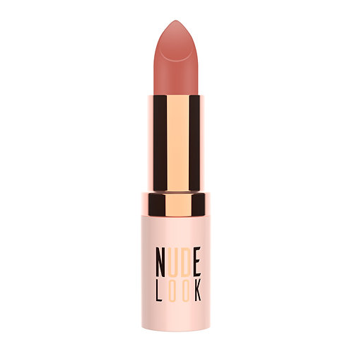 GR NUDE LOOK PERFECT MATTE LIPSTICK NO:02 PEACHY NUDE COLOR