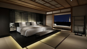 Places to stay in Tokyo