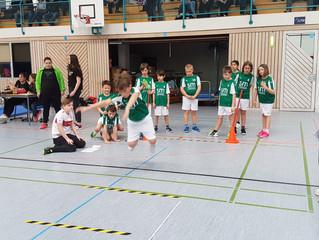 Handball VR-Talentiade-Sichtung