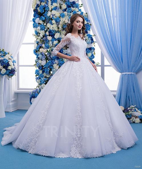 Свадебное платье T0539