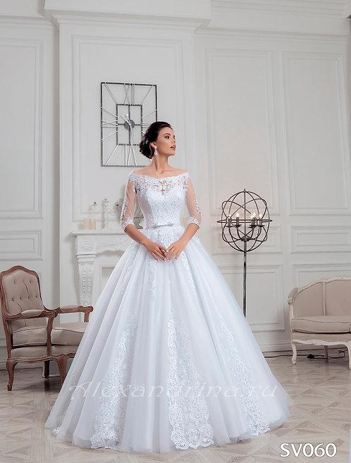 Свадебное платье SV060