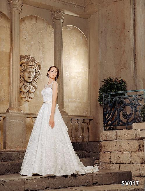 Свадебноеплатье SV17