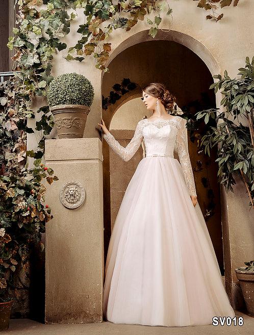 Свадебноеплатье SV18