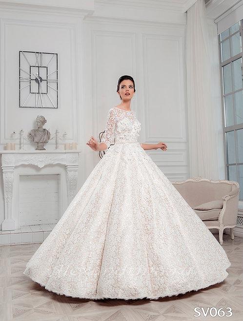 Свадебное платье SV063