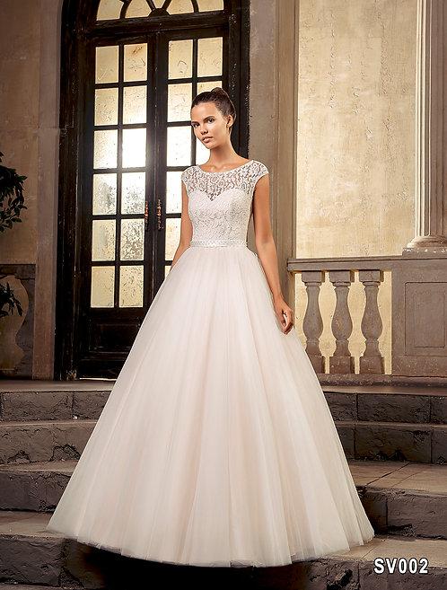 Свадебное платье SV02