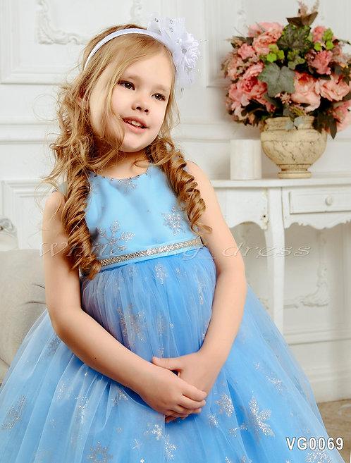 Детское нарядное платье VG0069