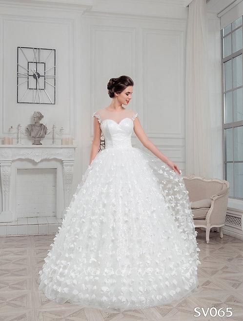 Свадебное платье SV065