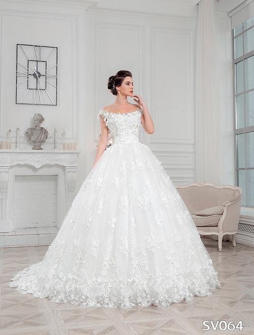 Свадебное платье SV064