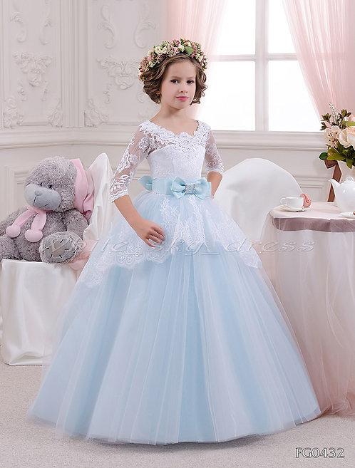Детское нарядное платье FG0432