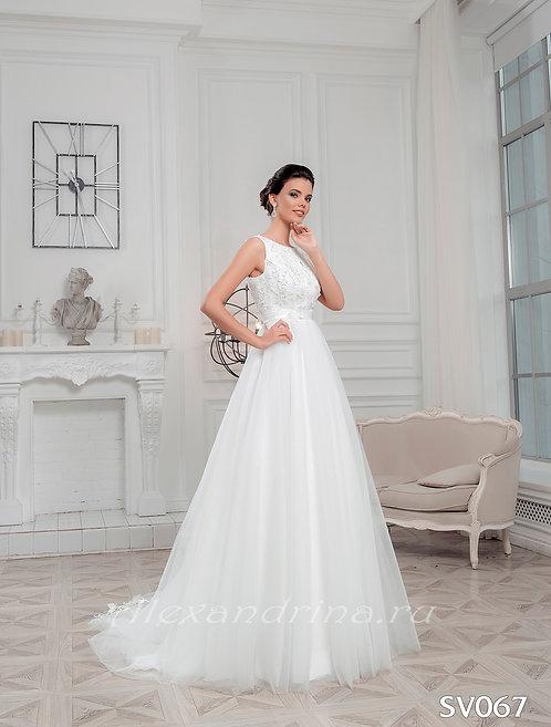 Свадебное платье SV067