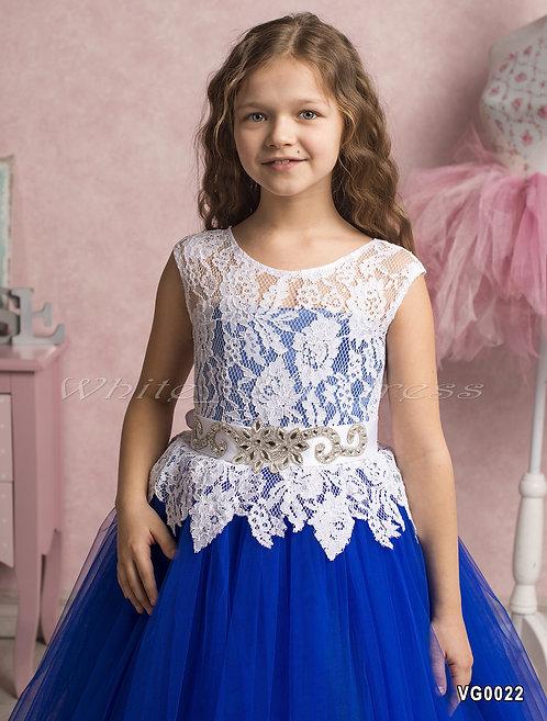 Детское нарядное платье VG0022