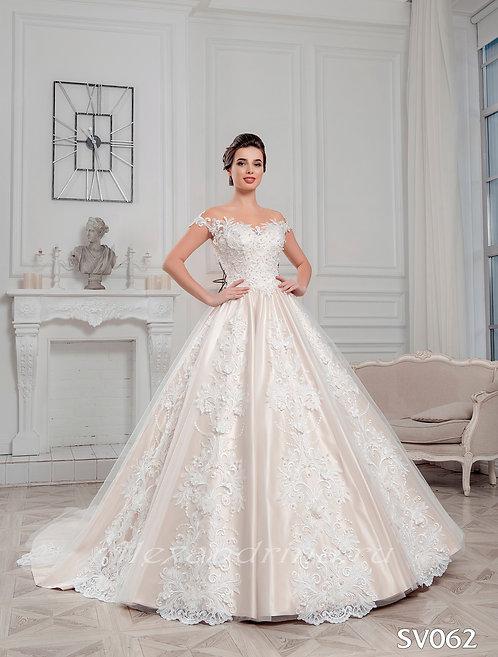 Свадебное платье SV062