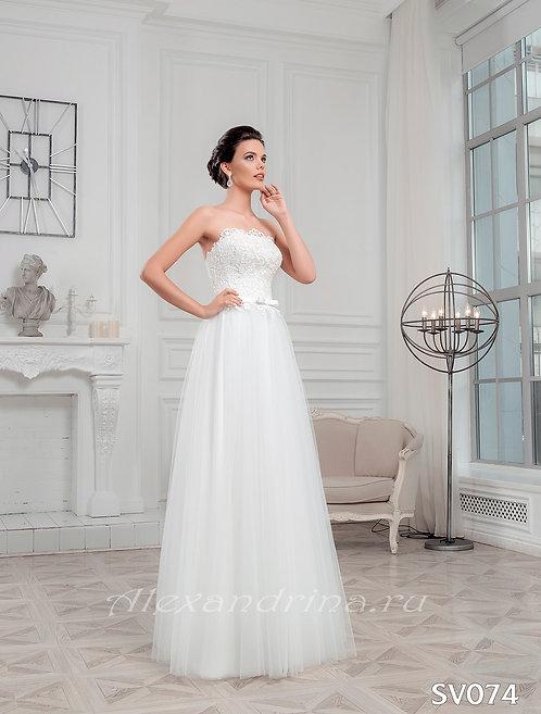 Свадебное платье SV074