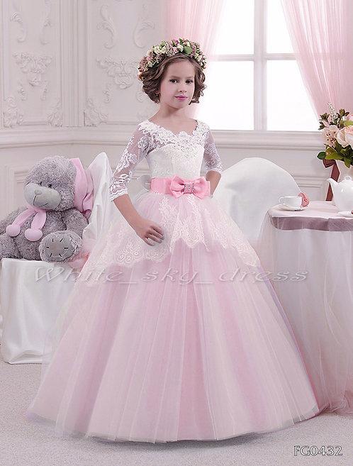 Нарядное платье для девочки FG0432P