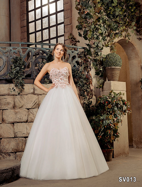 Свадебное платье SV13