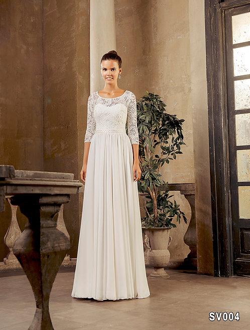Свадебное платье SV04
