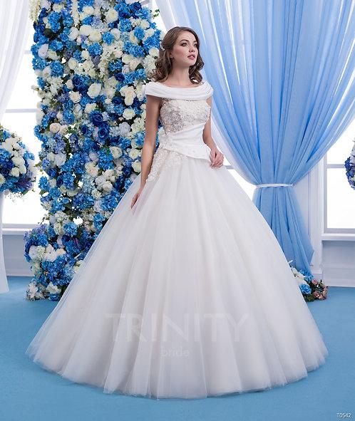 Свадебное платье T0542