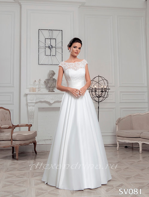 Свадебное платье SV081