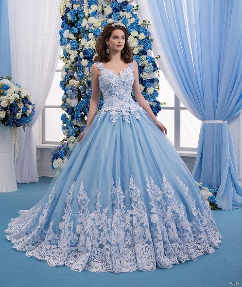 Свадебное платье T0612