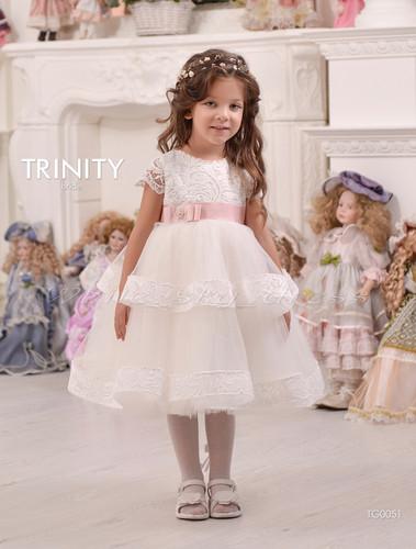 a97cac661d9 Детское бальное платье TG0051