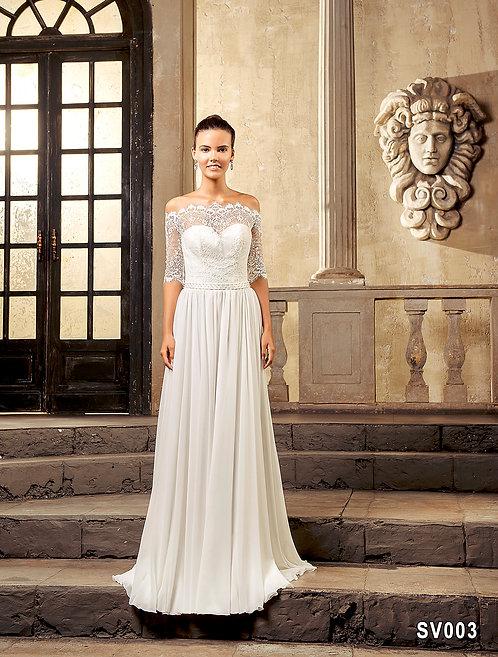 Свадебное платье SV03