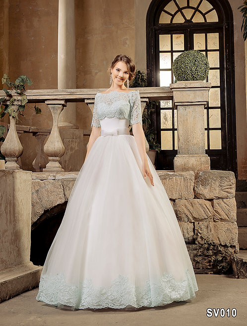 Свадебное платье SV10