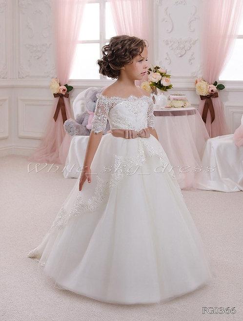 Детское бальное платье FG0366