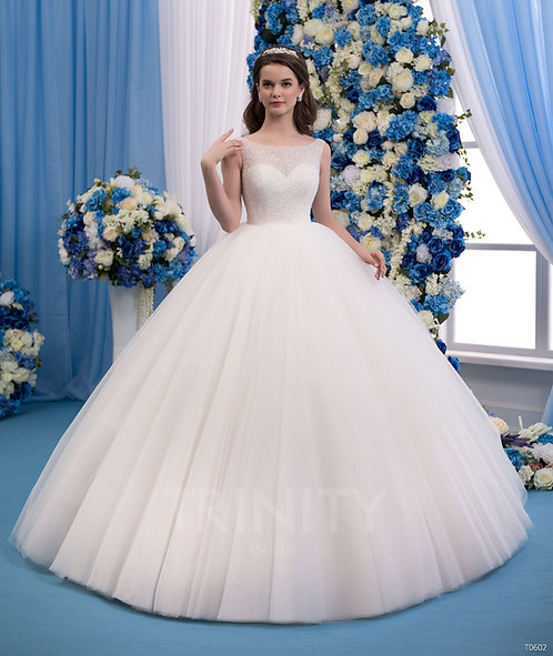 Свадебное платье T0602