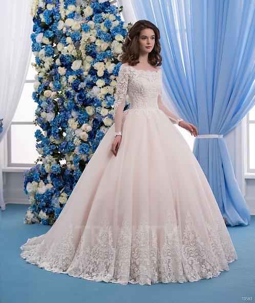 Свадебное платье T0583