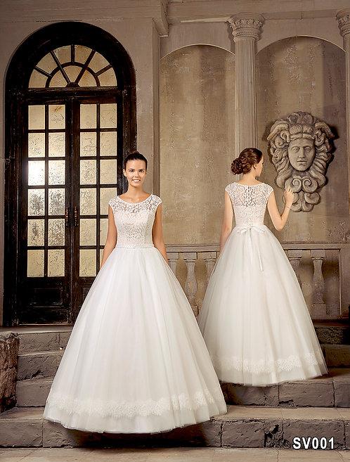 Свадебное платье SV01