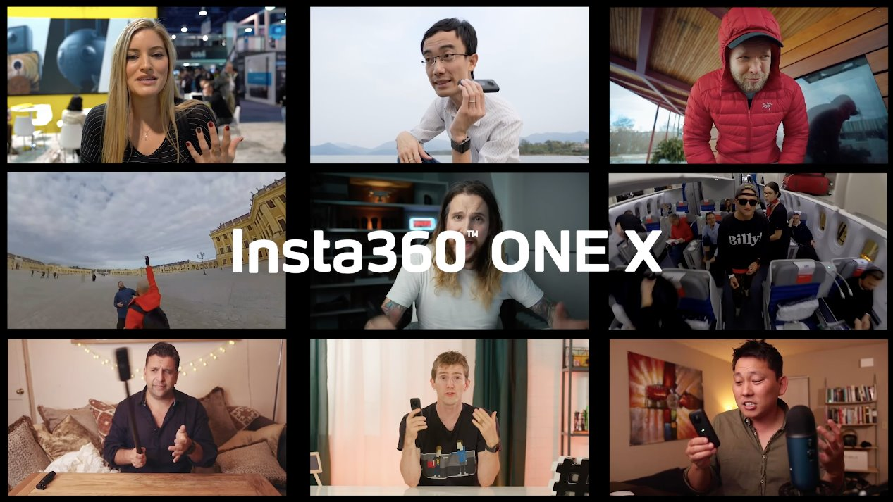 Find Out Why Everyone Is Talking About Insta360 ONE X.