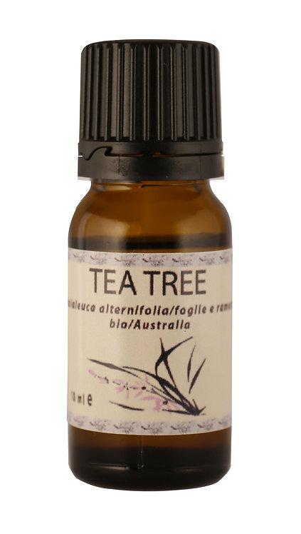 TEA TREE bio (Malaleuca Alternifolia) 10 ml