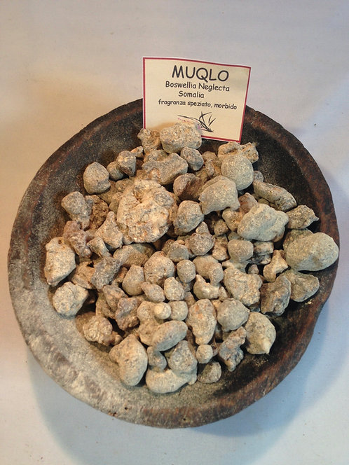 Muqlo (Boswellia neglecta) 15 gr.