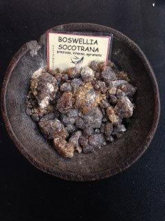 Boswellia Socotrana 10g
