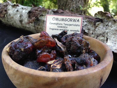 Omungorwa (Commyphora tenuipetiolata) 15 gr