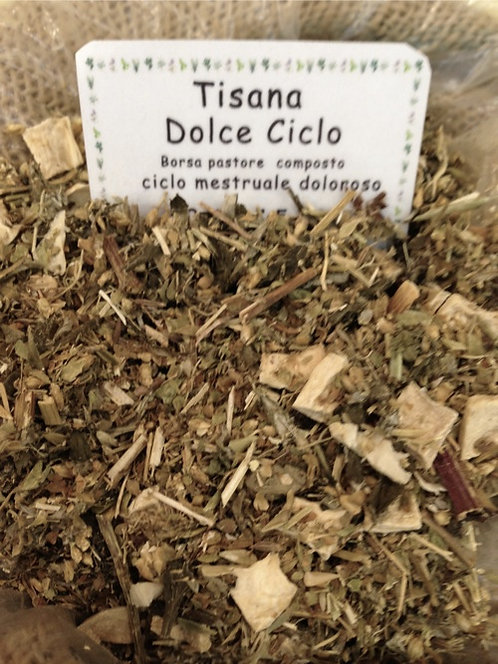 Tisana Dolce Ciclo 100 g