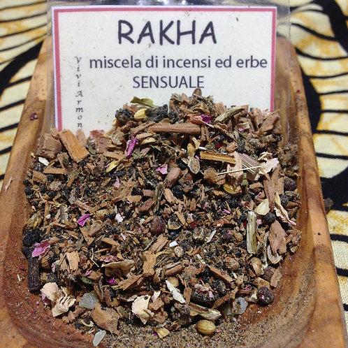 Rakha (miscela sensuale, afrodisiaca) 15 g.