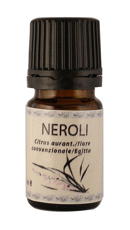 NEROLI (Citrus aurantium flower) 10% in alcool 5 ml